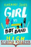 High Note (Girl vs Boy Band 2)  Jones, Harmony 9781408878279