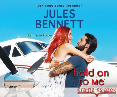 Hold on to Me - audiobook Jules Bennett 9781974963119 Dreamscape Media - książka