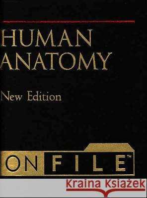 Human Anatomy on File& #153;: New Edition Diagram Group 9780816051038 Facts on File - książka