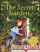 The Secret Garden Frances Hodgson Burnett Adelina Lirius  9780008366711 HarperCollins