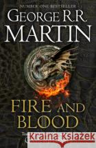 Fire and Blood: 300 Years Before A Game of Thrones (A Targaryen History) (A Song of Ice and Fire) George R.R. Martin 9780008402785 HarperCollinsasdasd