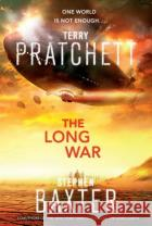 The Long War Terry Pratchett Stephen Baxter 9780062067777 Harper