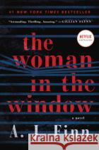 The Woman in the Window A. J. Finn 9780062678416 William Morrow & Companyasdasd