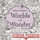 Worlds of Wonder: A Coloring Book for the Curious  9780143136064