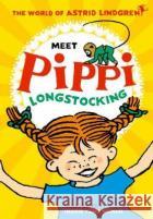 Meet Pippi Longstocking Astrid Lindgren Ingrid Nyman  9780192772428 Oxford University Press
