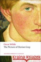 The Picture of Dorian Gray Oscar Wilde 9780199535989 0