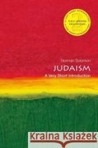 Judaism: A Very Short Introduction Norman Solomon 9780199687350 Oxford University Press