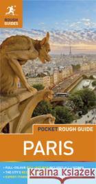 Pocket Rough Guide Paris Rough Guides 9780241256169 Rough Guides