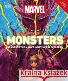 Marvel Monsters DK 9780241469385 Dorling Kindersley Ltd