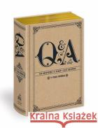 Q & A a Day: 5-Year Journal Potter Style 9780307719775 Potter Style