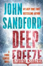 Deep Freeze John Sandford 9780399176067 G.P. Putnam's Sons