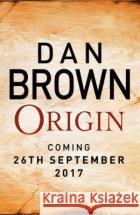 Origin Brown Dan 9780593078754 Bantam Press