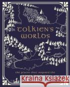 The Worlds of J.R.R. Tolkien Garth, John 9780711241275 Frances Lincoln