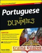 Portuguese for Dummies [With CD (Audio)] Karen Keller 9781118399217 Wiley