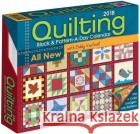 Quilting Block & Pattern-A-Day 2018 Calendar Debby Kratovil 9781449482657 Andrews McMeel Publishing