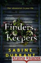 Finders, Keepers Durrant, Sabine 9781473681644