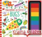 Fingerprint Activities Bugs Fiona Watt 9781474967945 Usborne Publishing Ltd