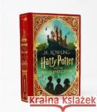 Harry Potter and the Philosopher's Stone: MinaLima Edition J.K. Rowling 9781526626585 Bloomsbury Publishing PLCasdasd