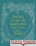 Poems to Save the World With Chris Riddell 9781529040111 Pan Macmillan