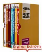 HBR's 10 Must Reads Boxed Set with Bonus Emotional Intelligence (7 Books) (HBR's 10 Must Reads) Harvard Business Review                  Peter F. Drucker Clayton M. Christensen 9781633693319 Harvard Business School Press