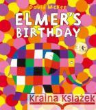 Elmer's Birthday David McKee 9781783448906 Andersen Press Ltd