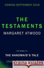The Testaments Atwood Margaret 9781784742324 Chatto & Windus