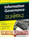 Information Governance for Dummies Barclay Blair   9780470647493