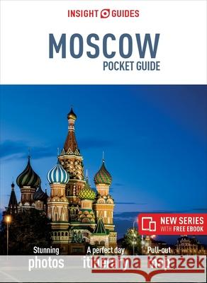 Insight Guides Pocket Moscow Insight Guides 9781786715371 Insight Guides - książka