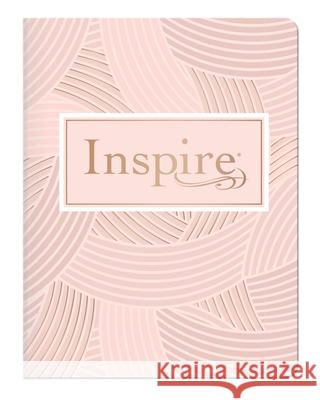 Inspire Bible NLT (Softcover): The Bible for Coloring & Creative Journaling Tyndale 9781496452603 Tyndale House Publishers - książka