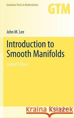 Introduction to Smooth Manifolds  Lee 9781441999818  - książka