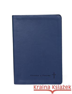 Journaling Through the Gospels and Psalms, Catholic Edition: Navy Colored Cover Our Sunday Visitor 9781681924137 Our Sunday Visitor - książka