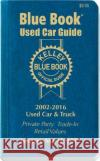 Kelley Blue Book Used Car: Consumer Edition January - March 2017