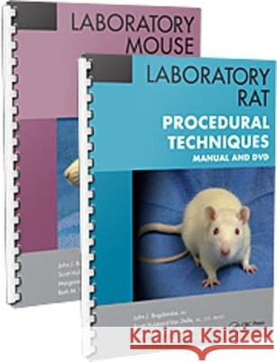 Laboratory Mouse and Laboratory Rat Procedural Techniques: Manuals and DVDs [With DVD] John J. Bogdanske Scott Hubbard-Van Stelle Margaret Rankin-Riley 9781439850503 Taylor and Francis - książka