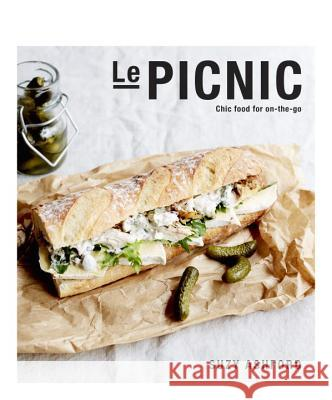 Le Picnic: Chic Food for On-The-Go Suzy Ashford 9781925418293 Smith Street Books - książka
