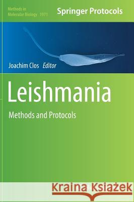 Leishmania : Methods and Protocols Joachim Clos 9781493992096 Humana Press - książka