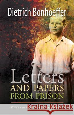 Letters and Papers from Prison  Bonhoeffer, Dietrich 9780334055082  - książka