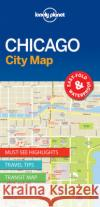 Lonely Planet Chicagocity Map Lonely Planet 9781786575012 Lonely Planet