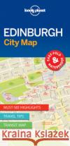 Lonely Planet Edinburghcity Map Lonely Planet 9781786575098 Lonely Planet