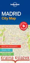 Lonely Planet Madridcity Map Lonely Planet 9781786577856 Lonely Planet
