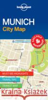 Lonely Planet Munich City Map Lonely Planet 9781786577870 Lonely Planet