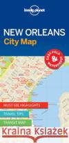 Lonely Planet New Orleanscity Map Lonely Planet 9781786575067 Lonely Planet