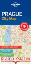 Lonely Planet Praguecity Map Lonely Planet 9781786577863 Lonely Planet