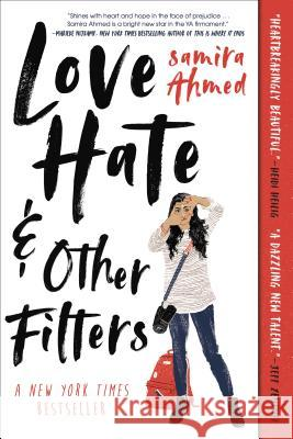 Love, Hate and Other Filters Samira Ahmed 9781616959999 Soho Teen - książka