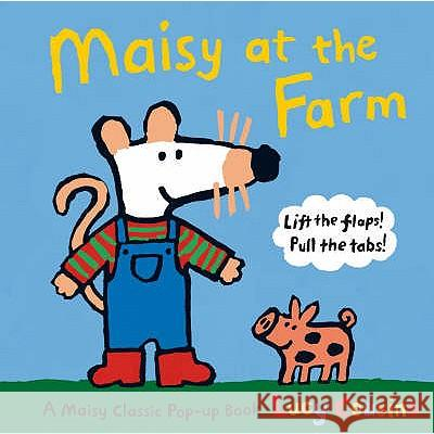 Maisy at the Farm Lucy Cousins 9781406309737 WALKER BOOKS - książka