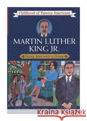 Martin Luther King, Jr.: Young Man with a Dream Dharathula H. Millender Al Fiorentino 9780020420101 Aladdin Paperbacks - książka