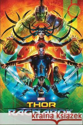 Marvel Cinematic Collection Vol. 8: Thor: Ragnarok Prelude  9781846539855 Panini Publishing Ltd - książka