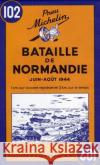 Michelin Map Battle of Normandy 102