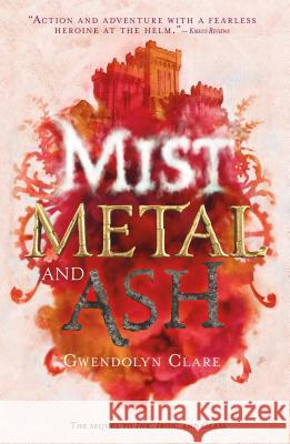 Mist, Metal, and Ash Gwendolyn Clare 9781250233387 Square Fish - książka