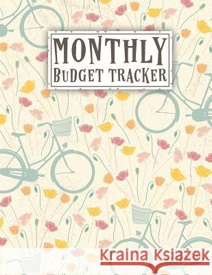 Monthly Budget Tracker: An Debt Tracker For paying Off Your Debts - 8.5