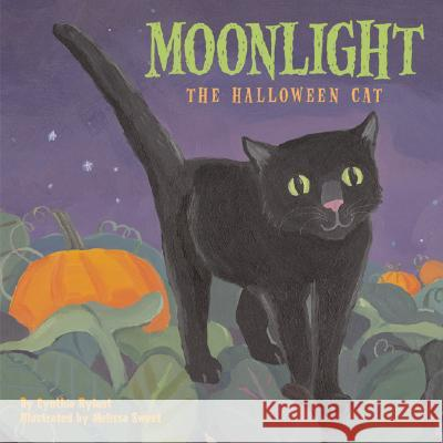 Moonlight: The Halloween Cat Cynthia Rylant Melissa Sweet 9780060297114 HarperCollins Publishers - książka